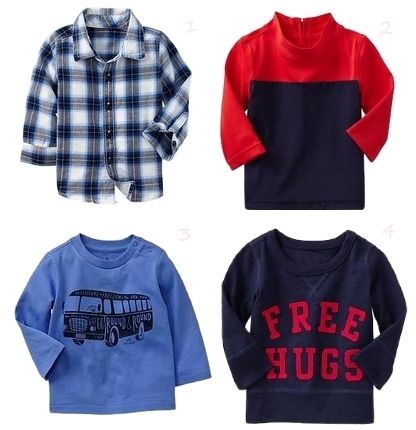 Paddington Bear BabyGap Boys Tops