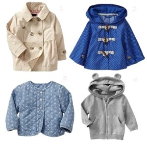 Paddington Bear Collection for babyGap