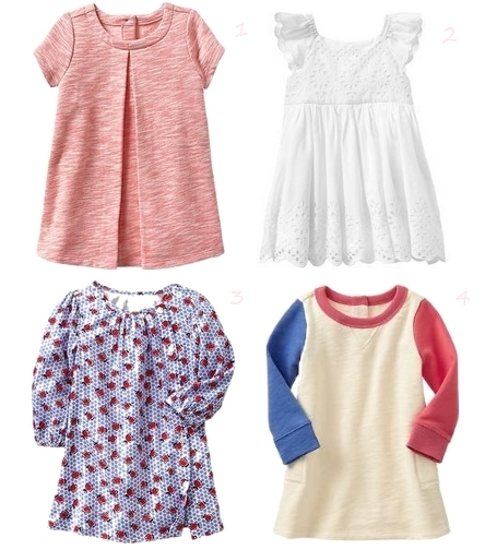 Paddington Bear BabyGap Girls Dresses