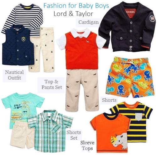 fashion for baby boys
