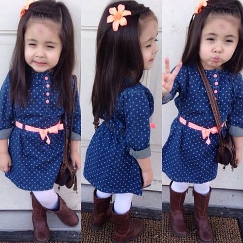 little girl bow belt