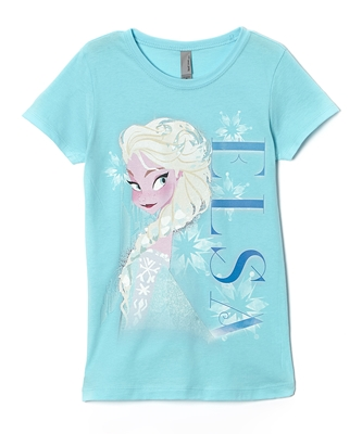 Cancun 'Elsa' Tee - Girls