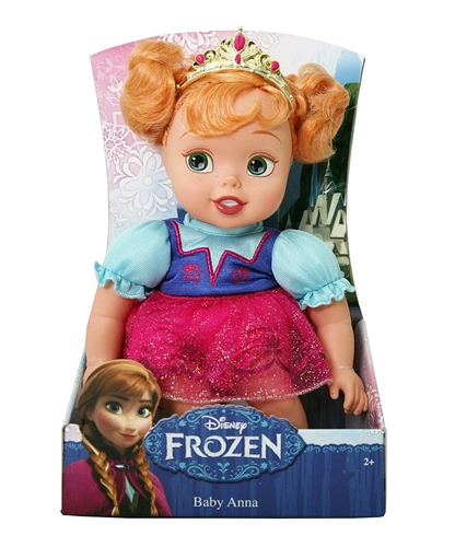 Disney Princess Frozen Anna Baby