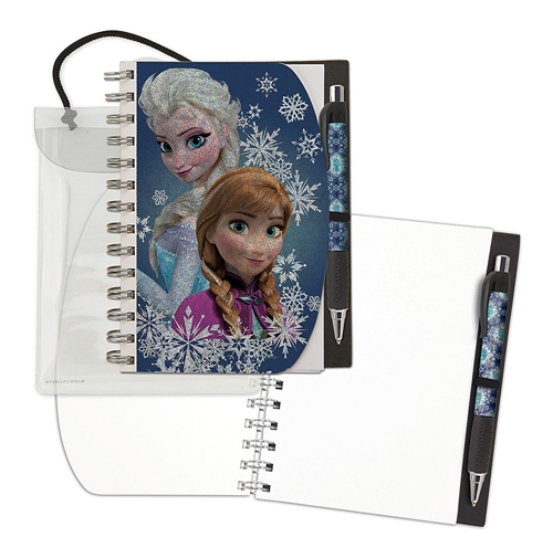 Frozen Notebook & Pen Set