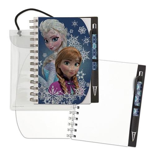 Frozen Notebook & Pen Set