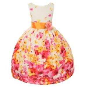 6 Beautiful Easter Dresses for Girls from Kids Dream