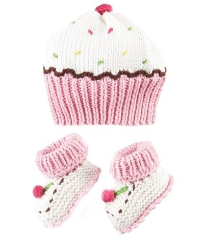 Art Walk: Really Artistic Hat and Bootie Sets for Babies
