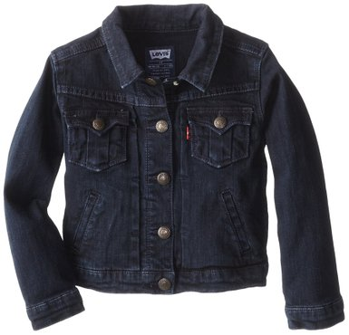 Levi's Little Girls' New Attitude Denim Jacket