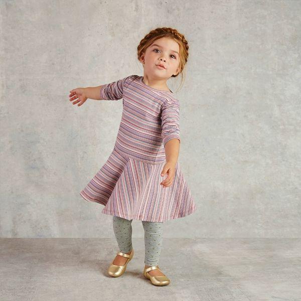 Magali Skate Dress