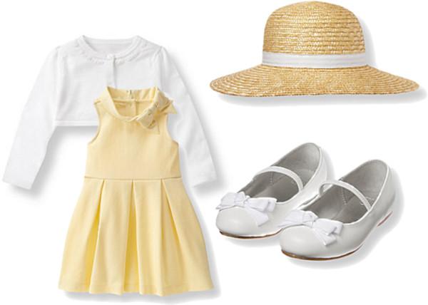 Buttercream Ponte Dress