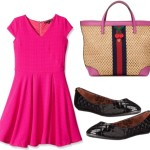 Beautiful Bright Solid Outfits for Big Girls