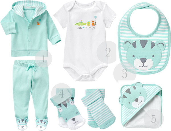 newborn gift ideas for baby boys