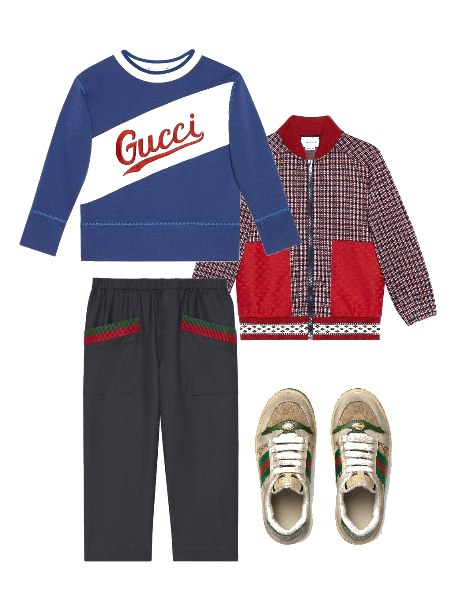 Gucci-for-Boys-Flannel-Pants
