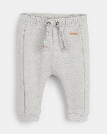 Cotton baby joggers
